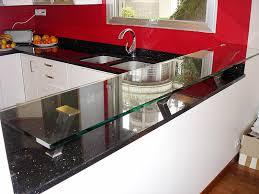 plan de travail cuisine noir pailleté marbre cuisine plan travail plan de travail cuisine made in