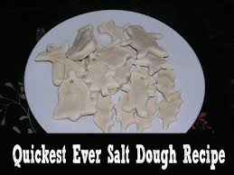 the salt dough recipe
