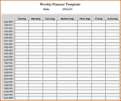 blank schedule template bi weekly work schedule free work