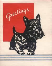 64 best vintage cards scottie images on