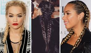 embrace braids hairstyles braided pigtail trend beautyheaven