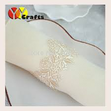 wedding supply aliexpress buy wedding supply towel wrapper decorative laser