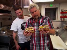 Diner Drive Ins And Dives Map Regional Favorites Family Matters And Tacos And Tots On Triple D