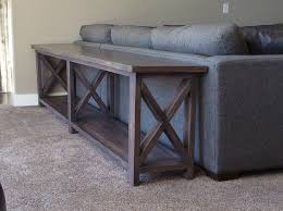 sofa table fascinating best 25 console table ideas on