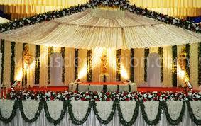 Venu s Wedding Planners Stage Decorations Kerala India