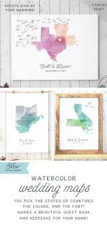 guest sign in books the 25 best canvas guest books ideas on rustic guest