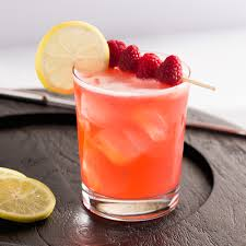 red cocktail fruity margarita ruby sparkler the cocktail project