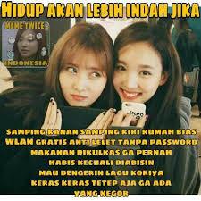 Meme Indo - ada yang mau ngabulin twice meme twice indonesia facebook