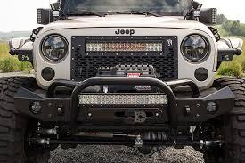 jeep wrangler custom lights 2015 custom wrangler unlimited rubicon project vandal