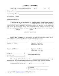 download quitclaim deed form pdf rtf word freedownloads net