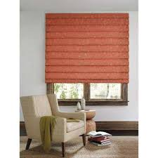 beige roman shades shades the home depot