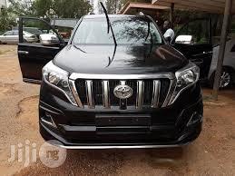 toyota land cruiser prado 2017 toyota prado 2017 black for sale in maitama buy cars from umar