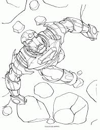 ironman coloring pages print coloring