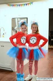 Dr Seuss Characters Halloween Costumes 25 1 Costume Ideas Cheer Bows Thing1