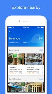 Map My Walk App Google Maps App Updated With Rewards For Contributing Easy