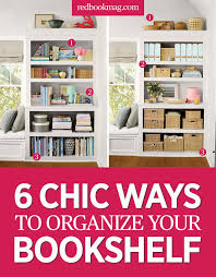 bookshelf organization ideas 6 organizing hacks that make your bookshelf look like a work of art