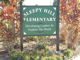 halloween city lakeland fl sleepy hill elementary