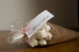 hot cocoa wedding favors diy hot cocoa favors ruffled