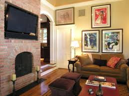 fireplace tv stand ideas corner electric walmart cozy paint colors