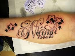 name tatoo designs