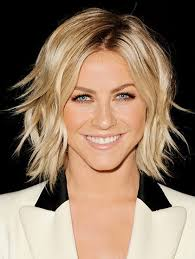 textured bob hairstyles 2013 julianne hough takes us through her style evolution pink