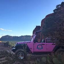 cool pink jeep sedona 1 day itinerary life is good arizona