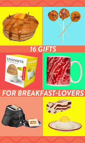 16 sweet gifts for the breakfast lover in your life