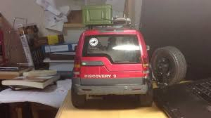 custom land rover discovery custom land rover discovery 3 sway type spare tire rc youtube