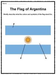 argentina facts worksheets u0026 country history for kids