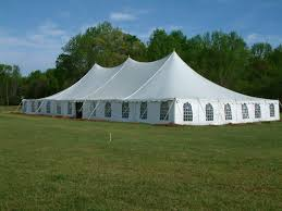 white tent rentals white 60x120 push pole tent rentals portland or where to rent