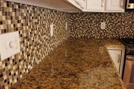 glass mosaic tiles for backsplash