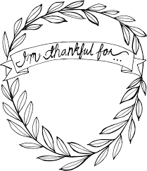 i m thankful for free thanksgiving printable what