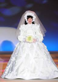 disgusting wedding dresses 24 of the most hideous wedding dresses to existed