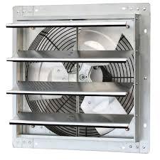 commercial sidewall exhaust fan iliving ilg8sf16v 1200 cfm 6 39 sone commercial grade shutter mount