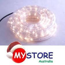 Christmas Rope Lights Australia by Christmas Led Rope Lights 100 50 And 20 M Outdoor Lighting