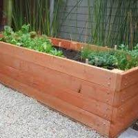 planter box vegetable garden plans garden xcyyxh com