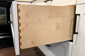 wood kitchen cabinet boxes update your kitchen with custom dovetail drawers nieu