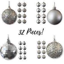 ornaments silver ornaments
