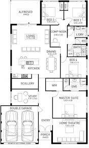 22 best full house plan images on pinterest architecture house