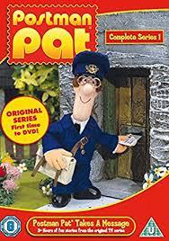amazon postman pat series 1 postman pat takes message