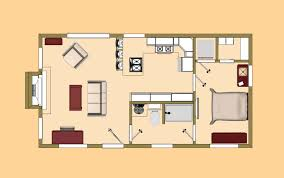 Small Cabins Plans The Floor Plan Of Our 480 Sq Ft Shoe Box Tiny Home Pinterest
