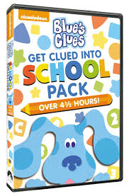 blue u0027s clues get clued into pack she scribes