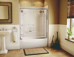 Bathroom Tub Shower Kdts 2954 Alcove Or Tub Showers Bathtub Maax Professional And Aker