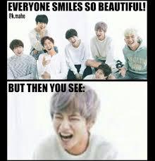Meme Smile - bts kpop meme memes smile image 3553145 by winterkiss on