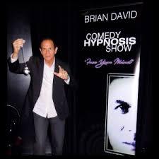 hypnotist for hire hire brian david comedy hypnosis show hypnotist in chicago illinois