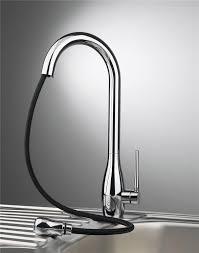 robinet avec douchette cuisine mitigeur cuisine design parmi robinet designer de newsindo co