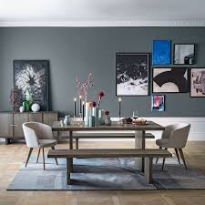 Dining Chairs In Living Room Abrazo Upholstered Dining Chair West Elm