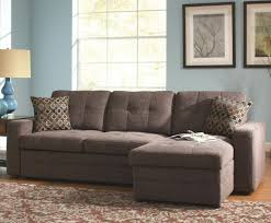 Modular Sleeper Sofa by Living Room Contemporary Small Sectional Sofa Sofas For Spaces