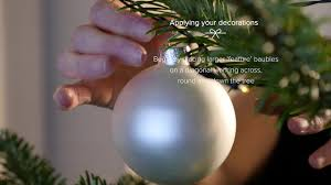 how to decorate your tree with espa