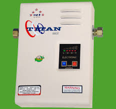 electric scr2 titan n 120 tankless water heater brand new free